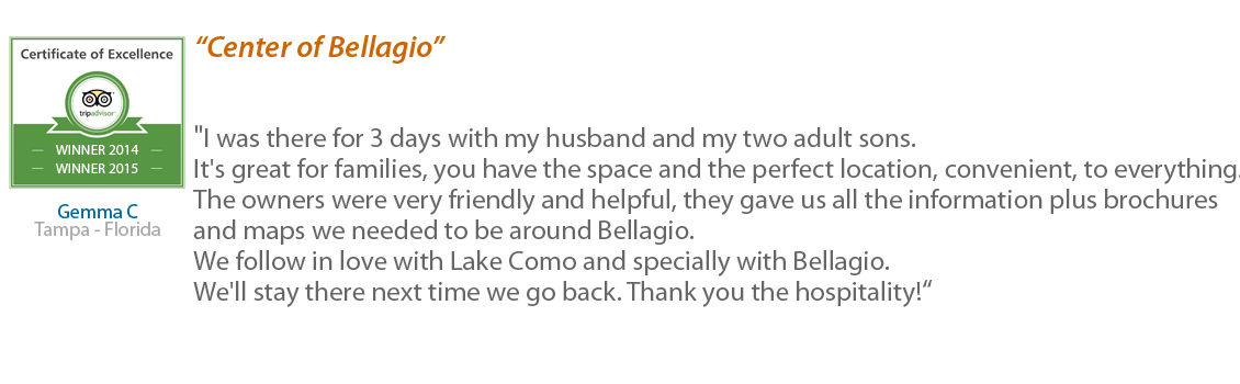 Reviews Tripadvisor Holiday Apartments Bellagio